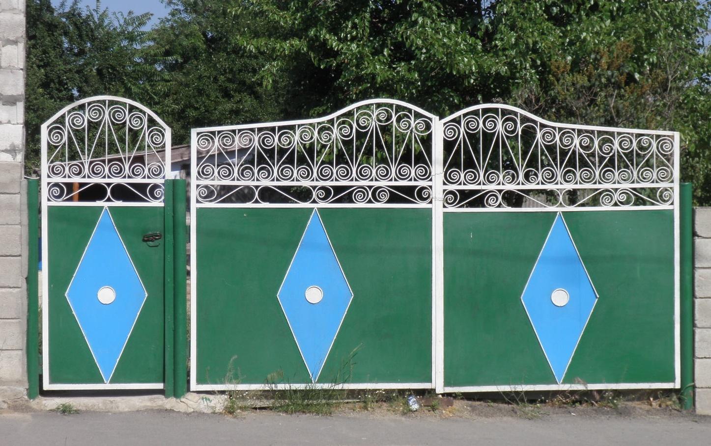 Moldovian Gates
