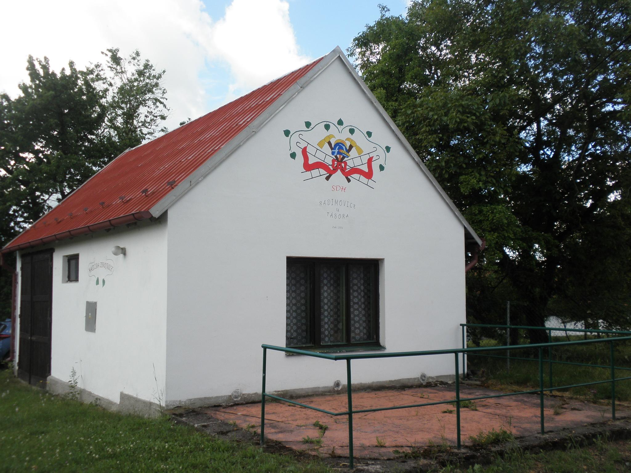 Fire brigade house